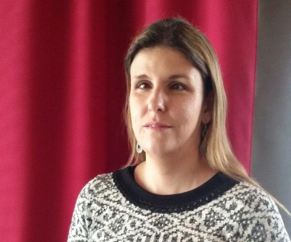 Ana Sofía Antúnes , secretaria de estado para la inclusión de las personas con discapacidad en Portuga