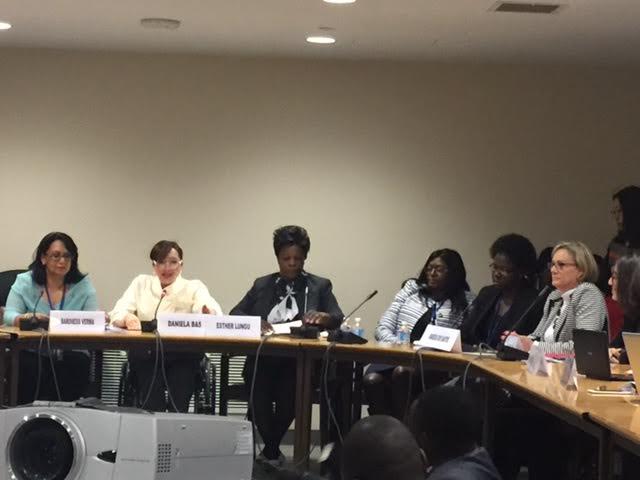¿Cómo hacer realidad los Objetivos de Desarrollo Sostenible para las mujeres y niñas con discapacidad?