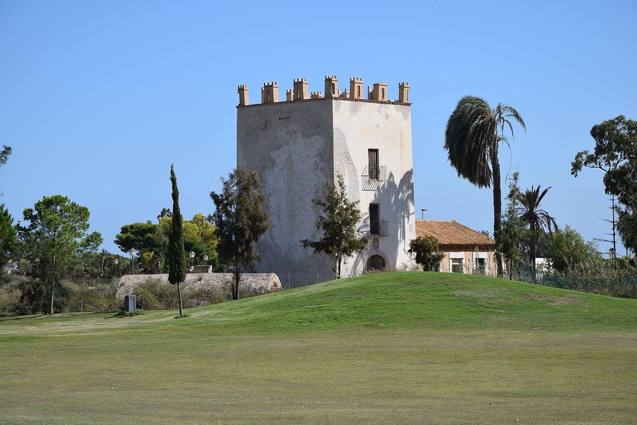 Los Alcázares de Murcia
