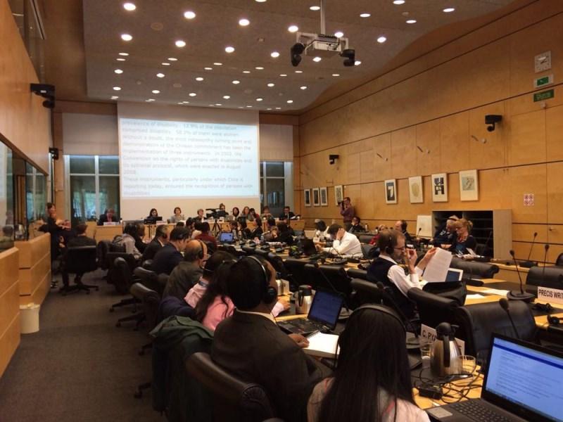 Comité de seguimiento de la Convención sobre los Derechos de las Personas con Discapacidad