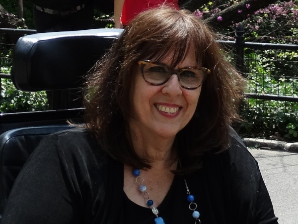 Rosangela Berman, Jefa de la Sección sobre Discapacidad de la División de Programas de UNICEF