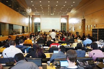 ¿Es aceptable un Comité sobre los derechos de las personas con discapacidad sin mujeres?