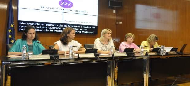 Se presenta la Fundación CERMI Mujeres en Aragón