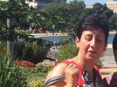 Rima Canawati (foto de su twitter: https://twitter.com/rimaqanawati)