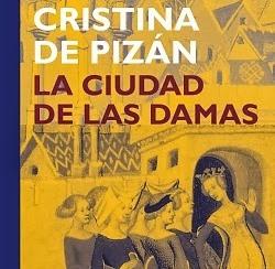 Detalle del la portada de 'La Ciudad de las damas' de Cristina de Pizán