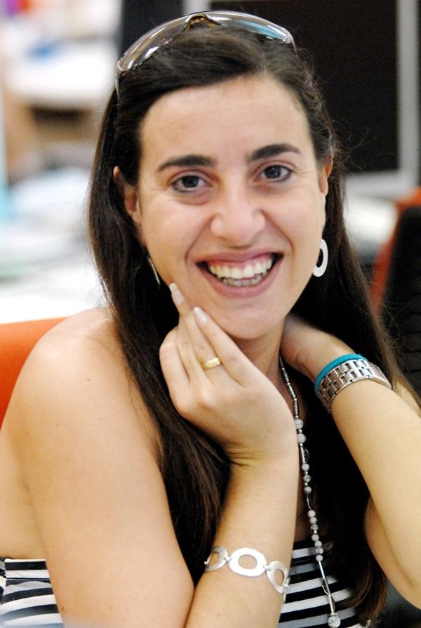 Beatriz Sancho, redactora de 'cermi.es semanal'