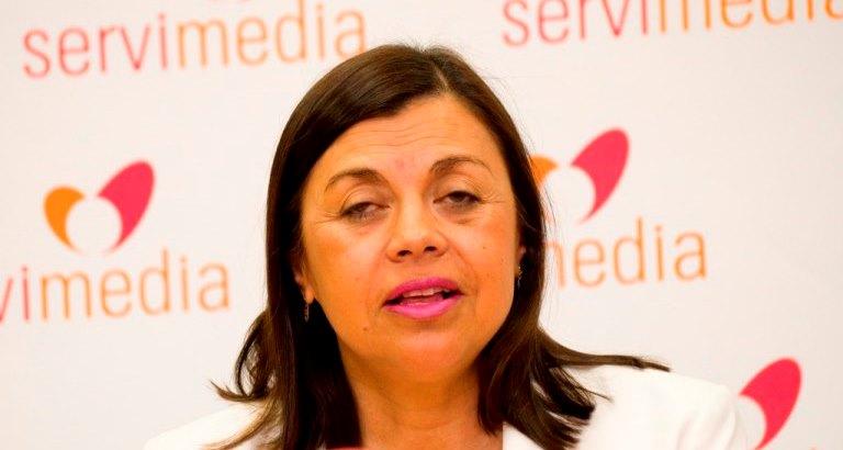 Maria Soledad Cisternas Reyes, presidenta el Comité de los derechos de las personas con discapacidad de la ONU y abogada