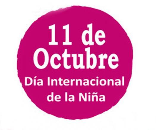 Logotipo del Día Internacional de la Niña