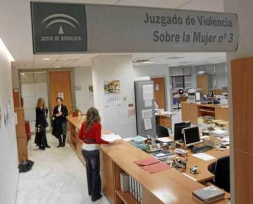 Detalle del Juzgado de Violencia contra la Mujer Nº3, de la Junta de Andalucía