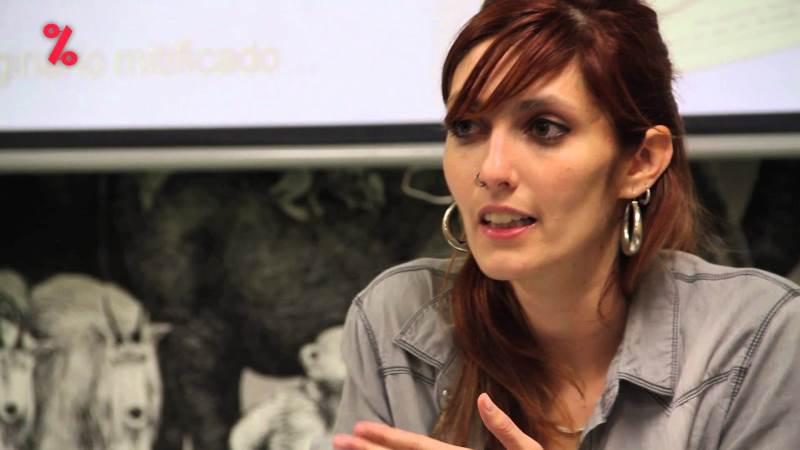 Blanca Gutiérrez Valdivia, experta en Sociología Rural y Urbana, urbanista feminista en la cooperativa Col.lectiu Punt 6