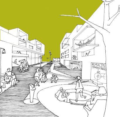 Diseño de arquitectura donde se incluye el género interseccionalmente