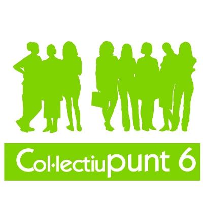 Logotipo de Col.lectiu Punt 6