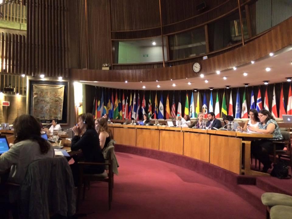 La Fundación CERMI Mujeres participa en una reunión de alto nivel en Santiago de Chile sobre derechos de mujeres y niñas con discapacidad