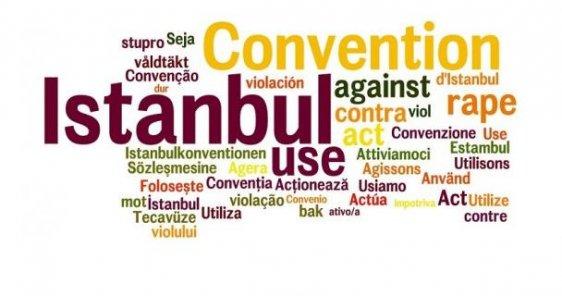 Logotipo del Convenio de Estambul