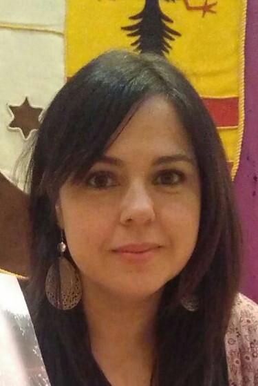 Mª Pilar Gomiz Pascual, doctora en Sociología y periodista, profesora de la Facultad de Ciencias Políticas  y Sociología de la UNED