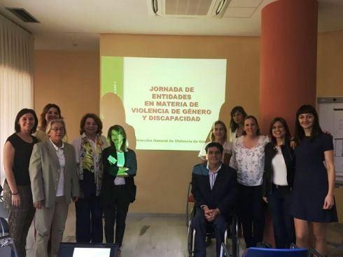 CERMI Andalucía participa en una jornada sobre violencia de género y discapacidad dirigida a las entidades