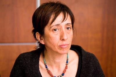 Concepción Díaz, presidenta de la CNSE y su fundación