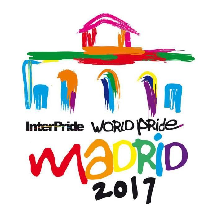Logotipo de Worldpride 2017