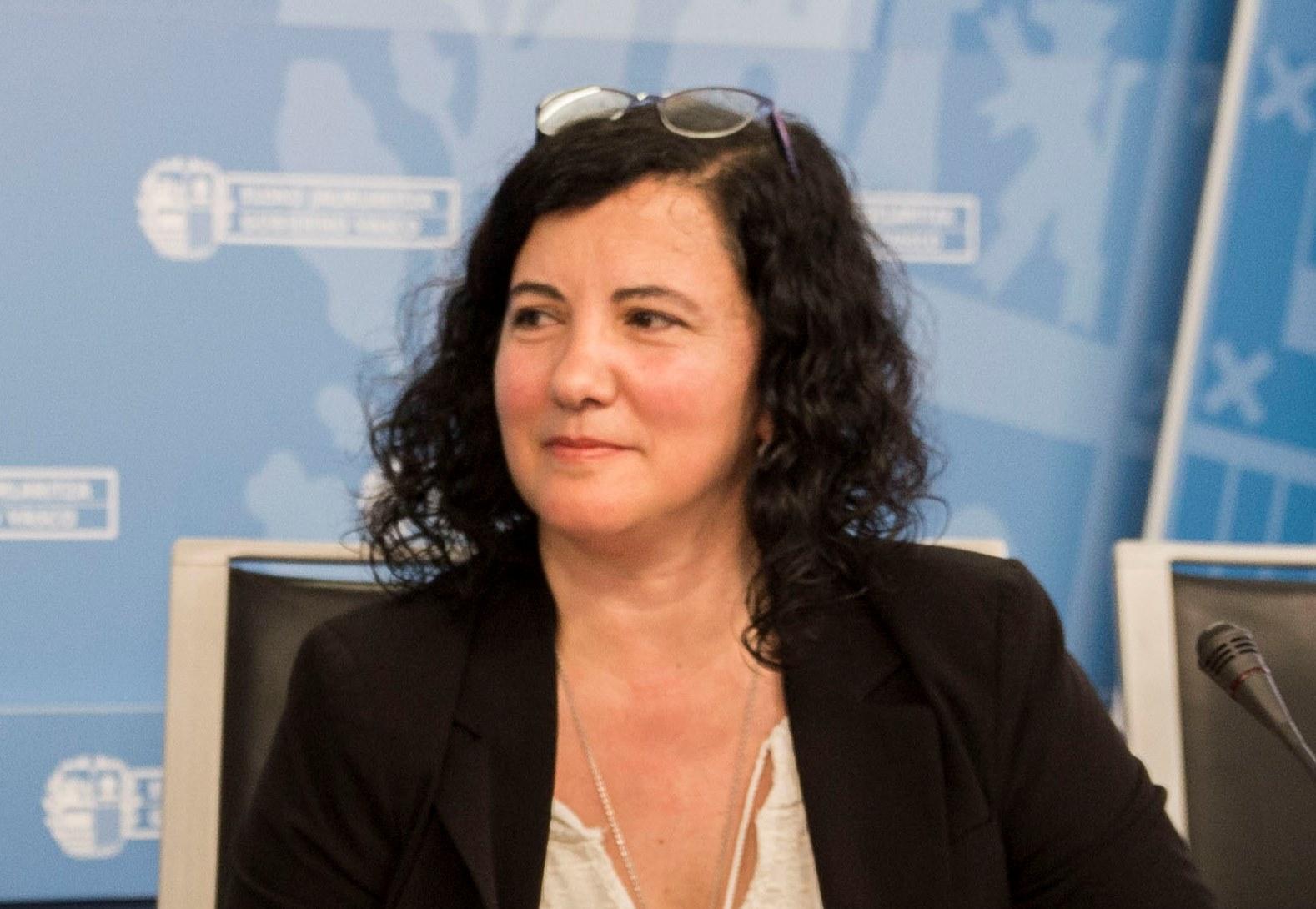 María José Cano, gerente de Fedeafes