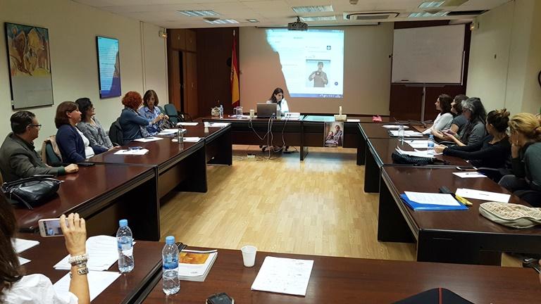 FCM participa en un curso sobre prevención de violencia de género organizado por el Ministerio de Educación, Cultura y Deporte