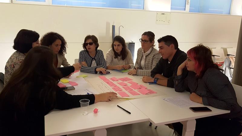 CERMI y Fundación CERMI Mujeres participan en la reunión del grupo de trabajo de Género del Consejo Estatal de ONG de Acción Social