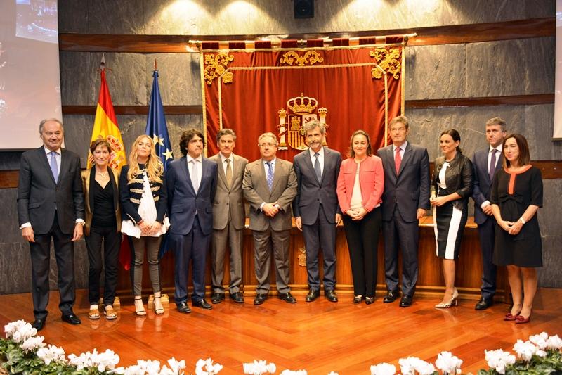 Entrega de los XIII Premios del Observatorio contra la Violencia Doméstica y de Género