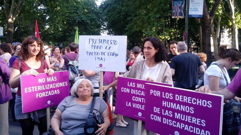 La Fundación CERMI Mujeres forma en derechos humanos y discapacidad desde un enfoque de género