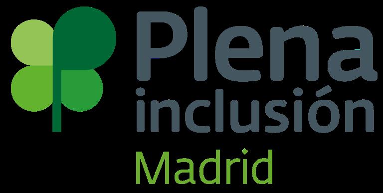 Logotipo de Plena Inclusión Madrid