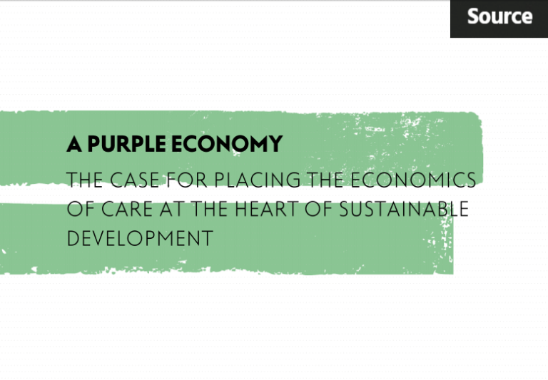 Logotipo de Purple Economy