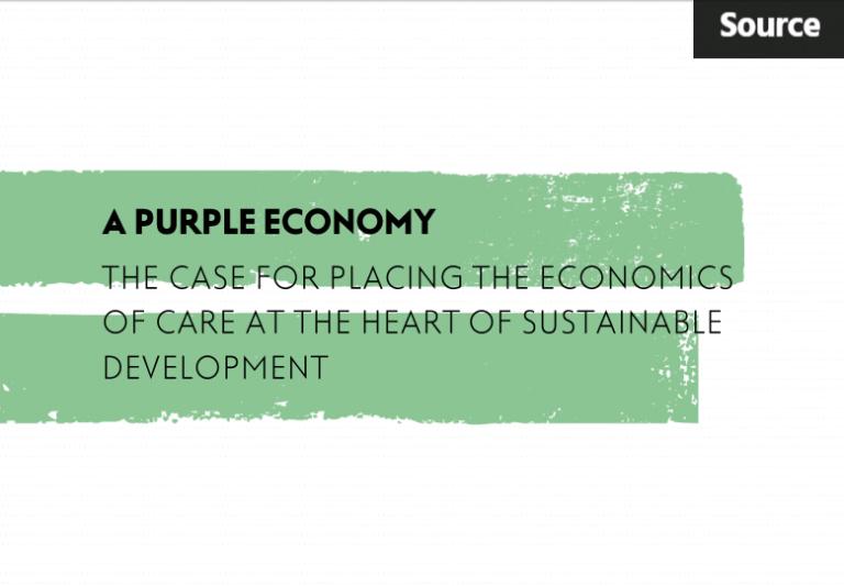 Logotipo de Purple Economy