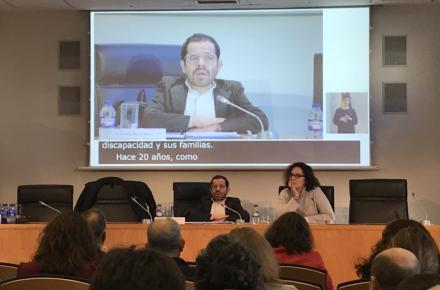 La sociedad civil debe tener una mayor implicación en la lucha por los derechos humanos reconocidos en tratados