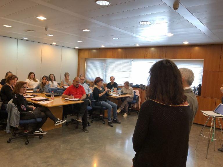 """La Fundación CERMI Mujeres imparte el curso """"Derechos humanos, discapacidad y género desde un enfoque interseccional"""" en el CERMI CV"""""""
