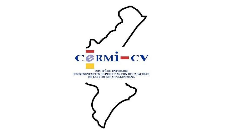 Logotipo de CERMI CV