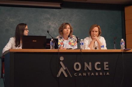Celebrada en Santander la jornada 'Violencia de género y discapacidad'