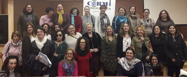CERMI Andalucía invita a participar en el programa 'Nuestro espacio, nuestras voces' a las mujeres con discapacidad en la Comunidad Autónoma