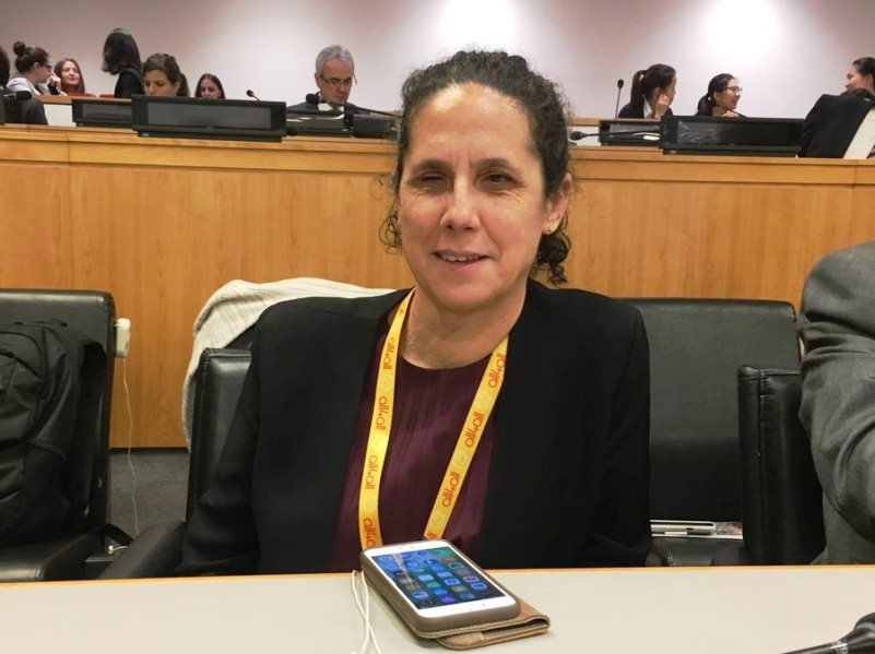 Ana Peláez, elegida al Comité de la CEDAW, Convención para la Eliminación de la Discriminación contra la mujer de Naciones Unidas