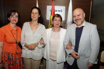 acto de visibilización del empoderamiento público de las mujeres y niñas con discapacidad