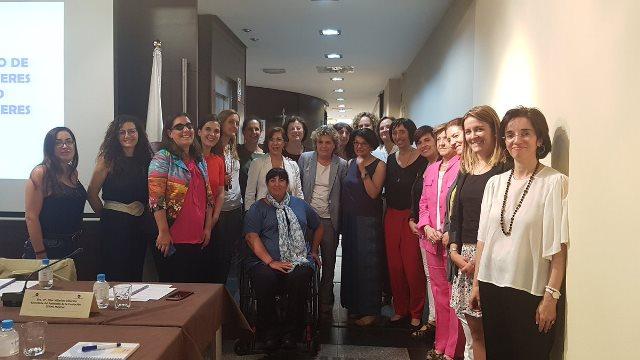 Constituido el Consejo de Participación de la Fundación CERMI Mujeres en presencia de la secretaria de Estado de Igualdad