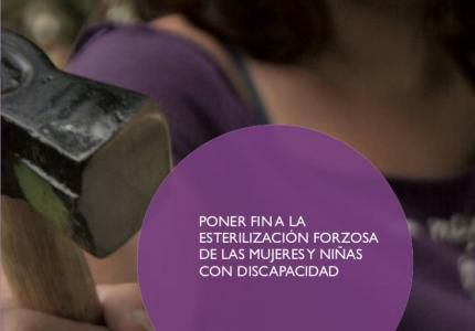 La Fundación CERMI Mujeres y CERMI reclaman el fin de las esterilizaciones forzosas por razón de discapacidad