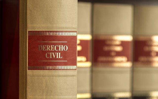 Libro de Derecho Civil