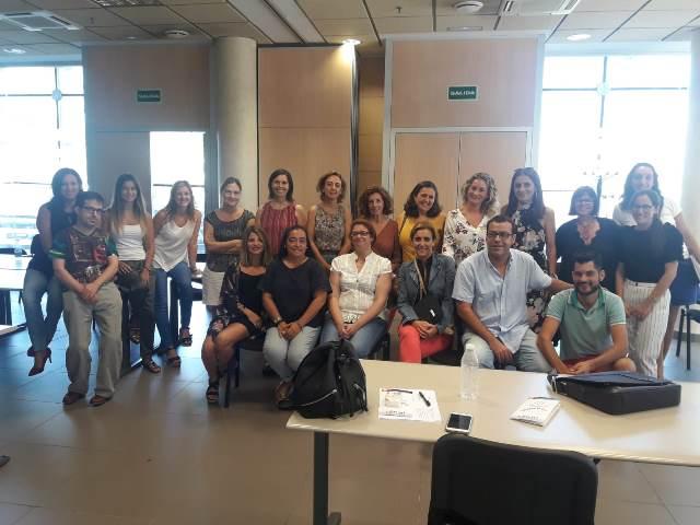CERMI Andalucía imparte el curso de formación 'El enfoque de género en la discapacidad' en Jerez de la Frontera, Córdoba y Sevilla