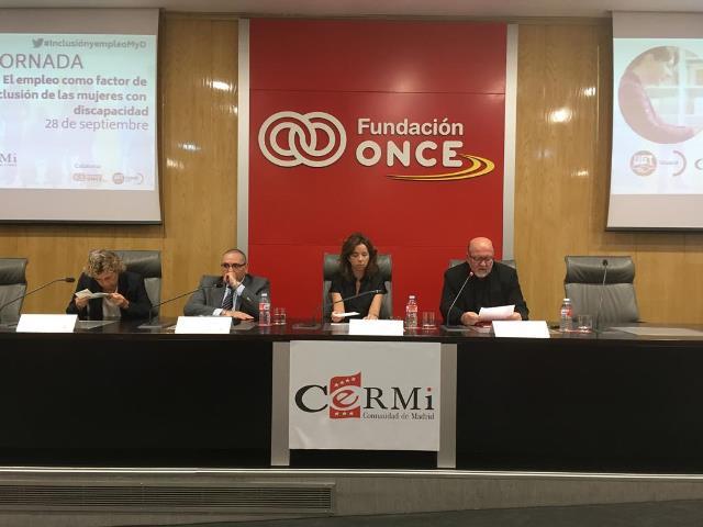 La exclusión laboral persiste entre las mujeres con discapacidad en la Comunidad de Madrid