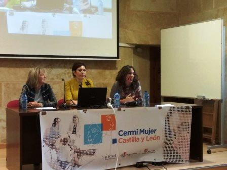 CERMI Castilla y León y la Dirección General de la Mujer clausuran las jornadas formativas sobre violencia de género