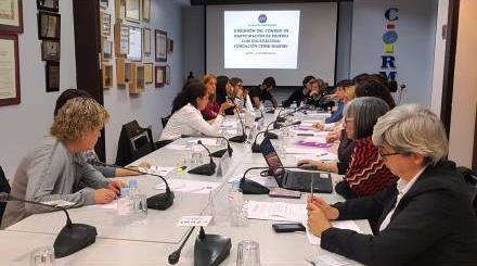 El Consejo de Participación de la Fundación CERMI Mujeres celebra su última reunión del año