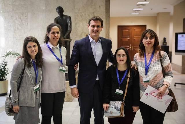 CERMI Mujeres aplaude que Ciudadanos registre en el Parlamento una proposición de ley para acabar con las esterilizaciones forzadas