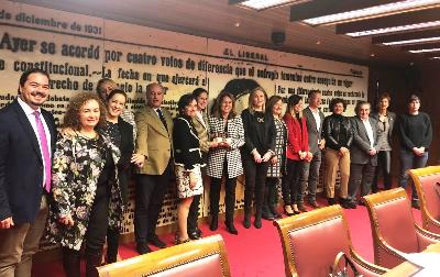 """El CERMI reconoce la """"enorme contribución"""" del Senado para aprobar el Pacto de Estado contra la violencia de género"""
