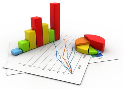 Ilustración de estadísticas