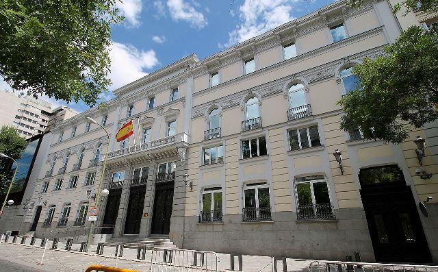 Sede del Consejo General del Poder Judicial