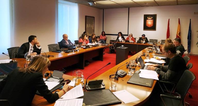 CERMIN presenta en el Parlamento un decálogo para la mejora de la atención de las mujeres con discapacidad víctimas de violencia de género