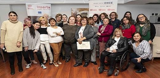 Finaliza con éxito el curso 'Triunfa en tus procesos de selección laboral' dirigido a mujeres con discapacidad